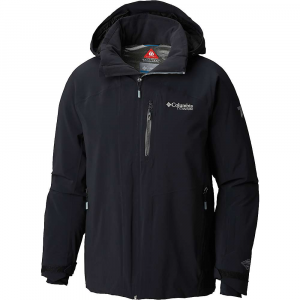 Columbia Men's Snow Rival Titanium Jacket - XL - Black