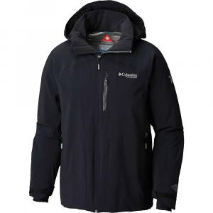 Columbia Men's Snow Rival Titanium Jacket - XXL - Black