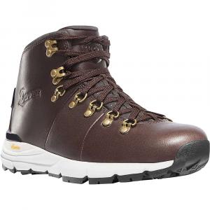 Danner Women's Mountain 600 Full Grain 4.5IN Boot - 9 - Dark Brown