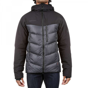 Mammut Men's Rime Pro IN Hybrid Hooded Jacket - Small - Black