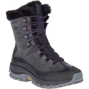 Merrell Women's Thermo Rhea Mid Waterproof Boot - 7 - Granite