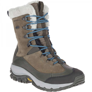 Merrell Women's Thermo Rhea Mid Waterproof Boot - 8 - Olive