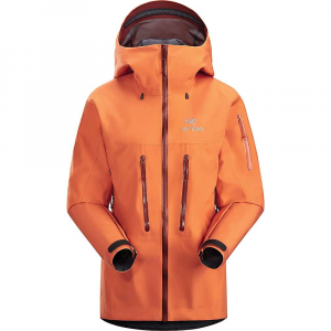 Arcteryx Women's Alpha SV Jacket - Large - Awestruck