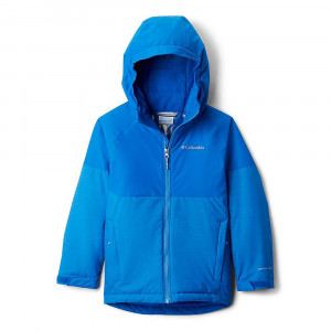 Columbia Boys' Alpine Action II Jacket - Small - Super Blue Heather/Super Blue