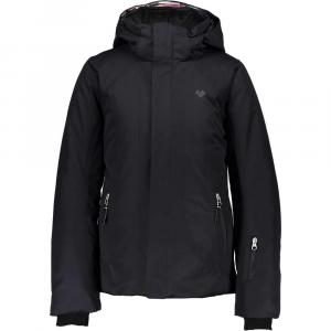 Obermeyer Teen Girl's Haana Jacket - XS - Black