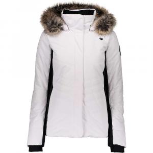 Obermeyer Women's Tuscany II Jacket - 8 Petite - White