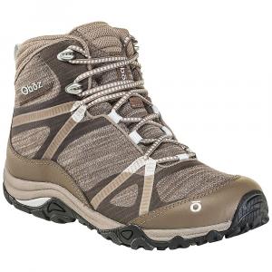 Oboz Women's Lynx Mid BDry Shoe - 10 - Morel Brown