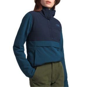Women's The North Face Mountain Sweatshirt Pullover Anorak Jacket 3.0 2020
