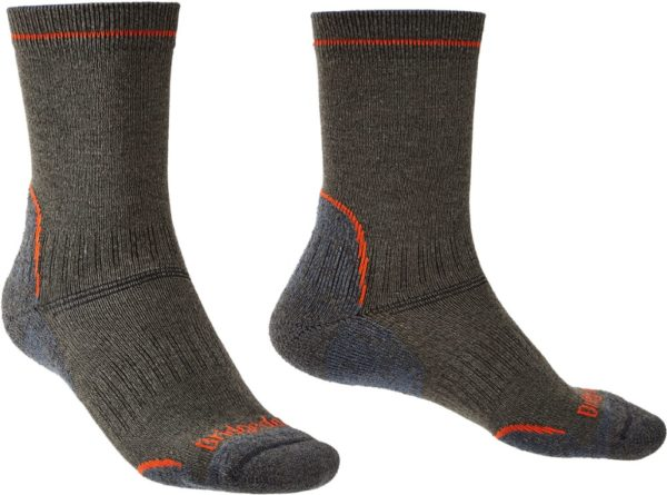 Bridgedale Men's Hike Lightweight T2 Boot Socks