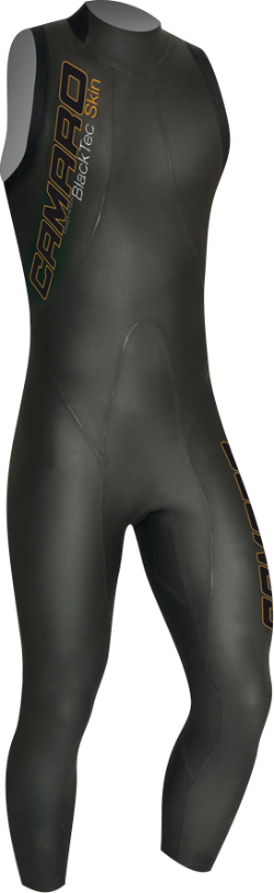 Camaro Men's Blacktec Skin 7/8 Wetsuit