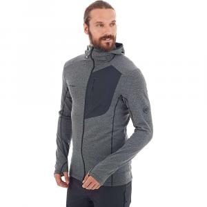 Mammut Men's Aconcagua Light ML Hooded Jacket - XL - Black