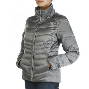 The North Face Women's Aconcagua II Jacket - Small - Shiny Mid Grey