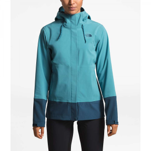 The North Face Women's Apex Flex DryVent Jacket - XS - Storm Blue / Blue Wing Teal