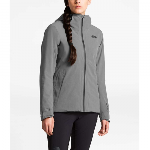 The North Face Women's Apex Flex GTX Thermal Jacket - Large - TNF Medium Grey Heather / TNF Medium Grey Heather
