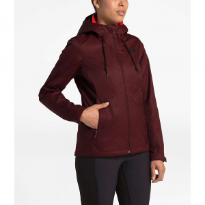 The North Face Women's Arrowood Triclimate Jacket - Small - Deep Garnet Red / Deep Garnet Red