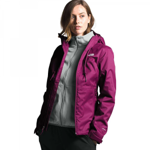 The North Face Women's Arrowood Triclimate Jacket - XS - Wild Aster Purple / Tin Grey