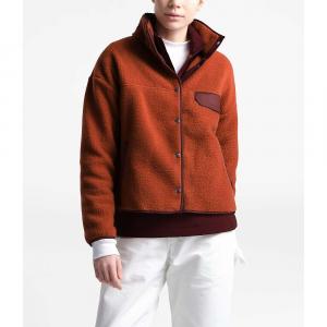 The North Face Women's Cragmont Fleece Jacket - XL - Picante Red / Deep Garnet Red