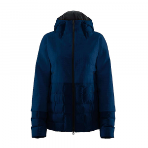 The North Face Women's Cryos SingleCell Hybrid Parka - Large - Maritime Blue