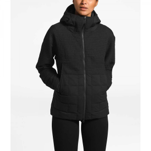 The North Face Women's Cryos SingleCell Hybrid Parka - Large - TNF Black