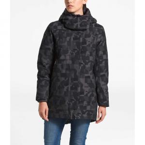 The North Face Women's Cryos Wool Blend GTX Down Parka - Medium - TNF Black Jacquard