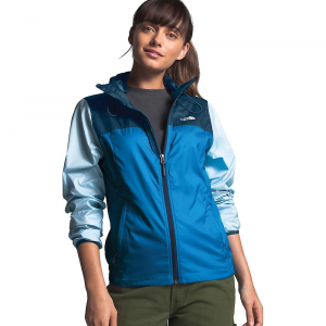 The North Face Women's Cyclone Jacket - Medium - Clear Lake Blue/Blue Wing Teal/Angel Falls Blue