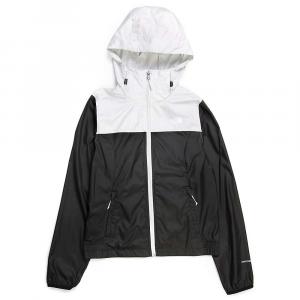 The North Face Women's Cyclone Jacket - Medium - TNF Black / Tin Grey