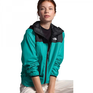 The North Face Women's Cyclone Jacket - Small - Jaiden Green / TNF Black