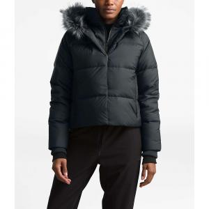 The North Face Women's Dealio Down Crop Jacket - Large - Asphalt Grey