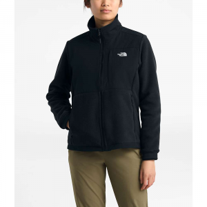 The North Face Women's Denali 2 Jacket - Small - TNF Black / TNF White Logo
