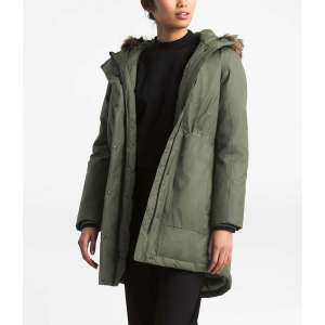 The North Face Women's Downtown Parka - Large - New Taupe Green