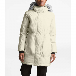 The North Face Women's Downtown Parka - Large - Vintage White