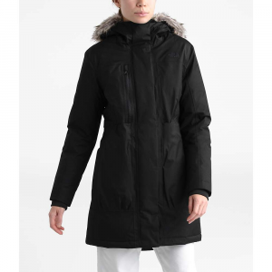 The North Face Women's Downtown Parka - Small - TNF Black