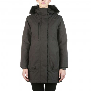 The North Face Women's Downtown Parka - Small - TNF Dark Grey Heather