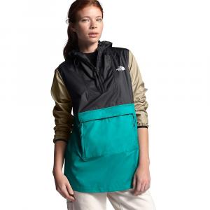 The North Face Women's Fanorak 2.0 Jacket - Medium - Jaiden Green / TNF Black / Twill Beige
