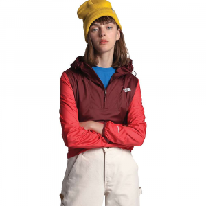 The North Face Women's Fanorak 2.0 Jacket - Small - Barolo Red / Cayenne Red