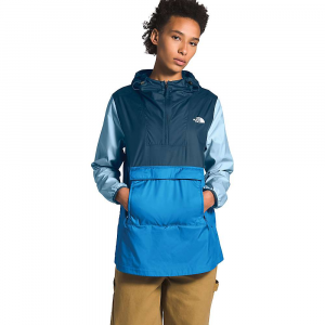The North Face Women's Fanorak 2.0 Jacket - Small - Clear Lake Blue/Blue Wing Teal/Angel Falls Blue