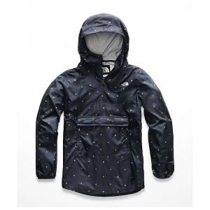 The North Face Women's Fanorak Printed Jacket - Small - Citrine Yellow Outdoor Print