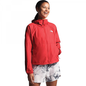 The North Face Women's Flyweight Hoodie - Medium - Cayenne Red