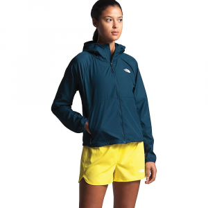 The North Face Women's Flyweight Hoodie - XS - Blue Wing Teal
