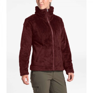 The North Face Women's Furry Fleece 2.0 Jacket - Small - Deep Garnet Red