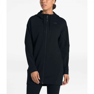 The North Face Women's Get Out There Long Full Zip Jacket - XS - TNF Black