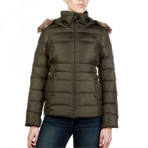 The North Face Women's Gotham Jacket II - Large - New Taupe Green