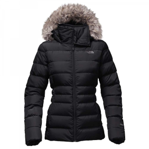 The North Face Women's Gotham Jacket II - Small - TNF Black