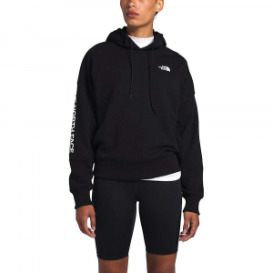 The North Face Women's Graphic Collection Hoodie - Small - TNF Black