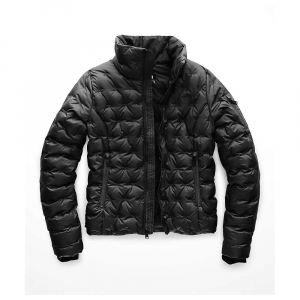 The North Face Women's Holladown Crop Jacket - Large - TNF Black