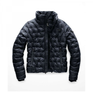 The North Face Women's Holladown Crop Jacket - Small - Urban Navy