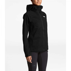 The North Face Women's Impendor Soft Shell Jacket - Small - TNF Black / TNF Black