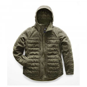 The North Face Women's Indi Insulated Parka - Medium - Four Leaf Clover Heather