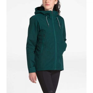 The North Face Women's Inlux Insulated Jacket - Small - Ponderosa Green Herringbone
