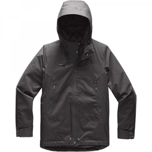 The North Face Women's Inlux Insulated Jacket - Small - TNF Dark Grey Heather